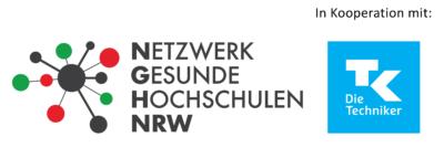 Netzwerk Gesunde Hochschulen NRW Logo